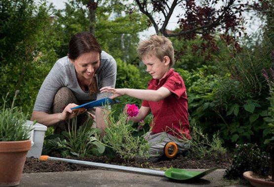 A kertészkedés, mint gyerekjáték