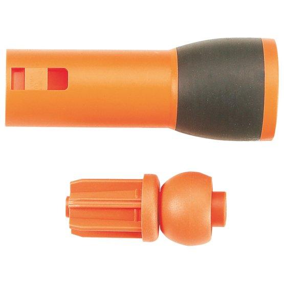SoftGrip™ markolat és narancs húzógomb