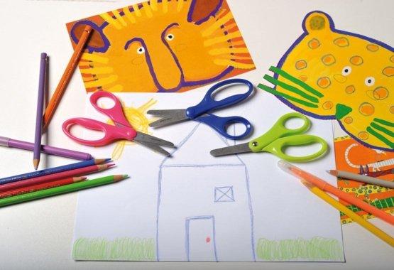 Egy biztonságosabb út a gyermekek kreatív kifejezésében