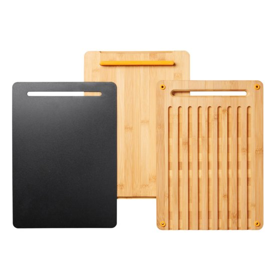Functional Form bambusz vágódeszka készlet,