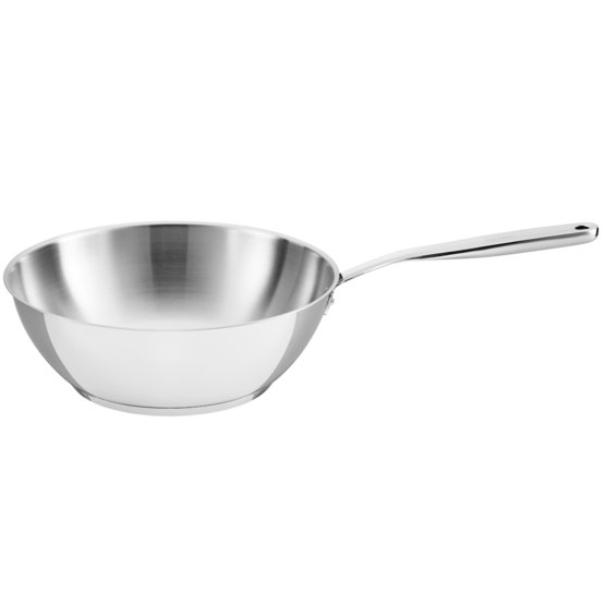 All Steel pure wok (28 cm)