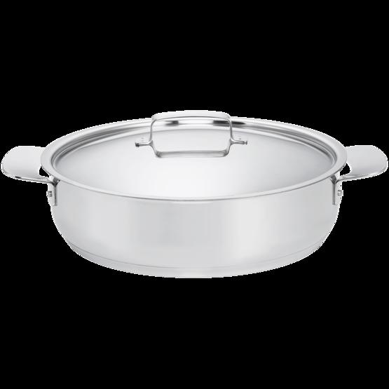 All Steel sütőedény, 28 cm, rozsdamentes acél