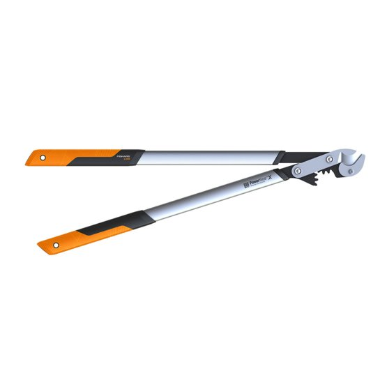 PowerGearX™ fém fogaskerekes ágvágó (L), rávágó