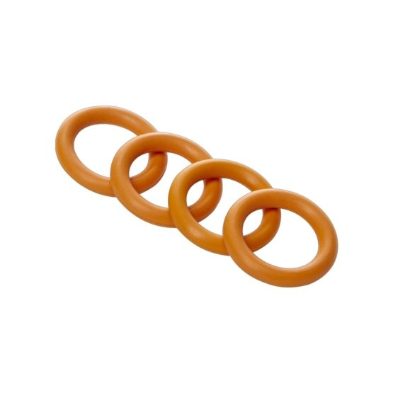 O-gyűrűk csatlakozókhoz, 4 db