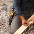 Általános kés tokba épített élezővel
