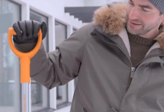 SnowXpert™ autós lapát